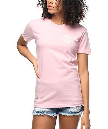 Spitfire Classic Swirl camiseta rosa