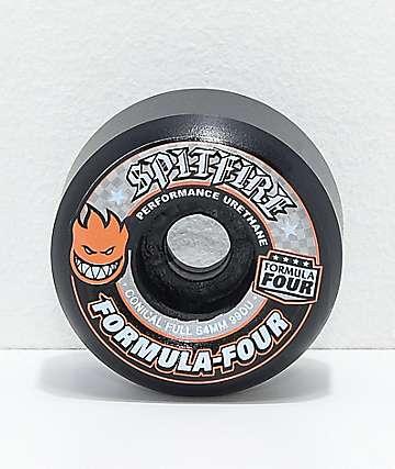 Spitfire Formula Four Conical 54mm 99a Skateboard Wheels