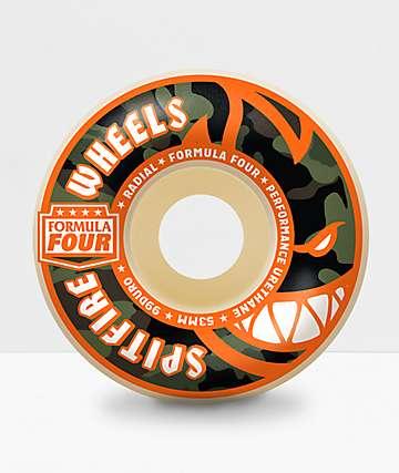 Spitfire Formula Four Covert Radial 53mm ruedas de skate