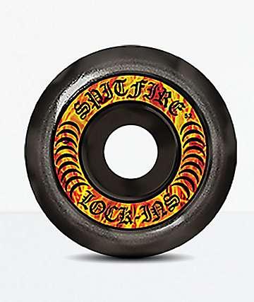 Spitfire Formula Four Hellfire Lock-Ins ruedas de skate de 53mm 99a