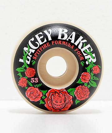 Spitfire Formula Four Lacey Perennial Classic 53mm 99a Skateboard Wheels