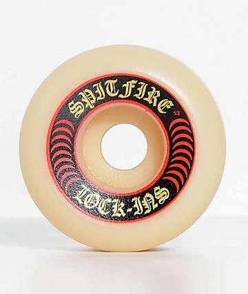 Spitfire Formula Four Lock-Ins 53mm 101a ruedas de skate
