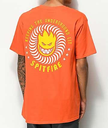 Spitfire K.T.U.L. Orange T-Shirt