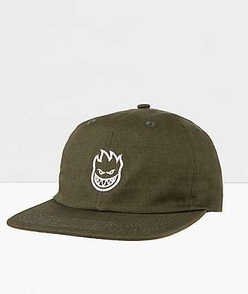 Spitfire Lil Bighead Army Strapback Hat