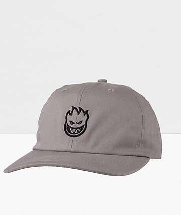 Spitfire Lil Bighead Grey Strapback Hat