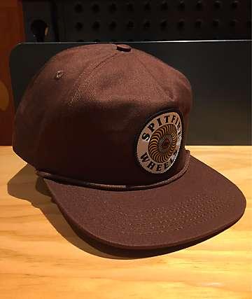 Spitfire OG Swirl Snapback Hat