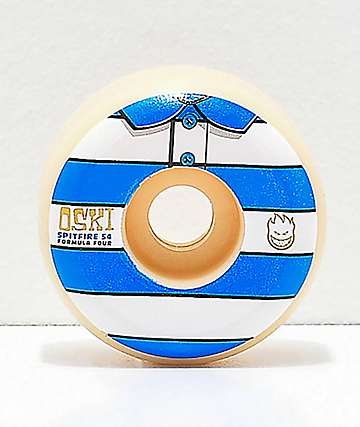 Spitfire Oski Pro Formula Four Conical 54mm 99a Skateboard Wheels