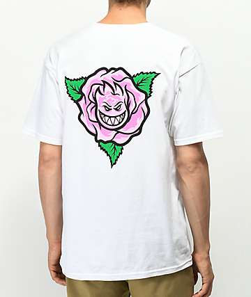 Spitfire Perennial White T-Shirt