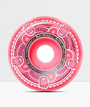 Spitfire Walker F4 Conical Full 53mm ruedas de skate en rosa