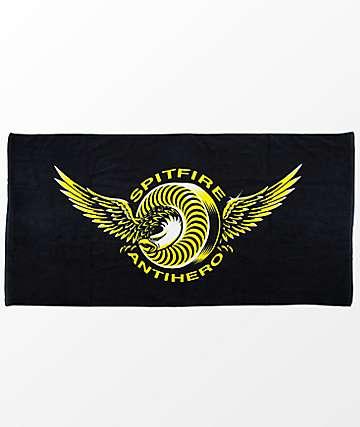 Spitfire X Anti Hero Beach Towel