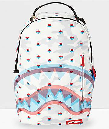 Sprayground 3D Sharkmouth Backpack