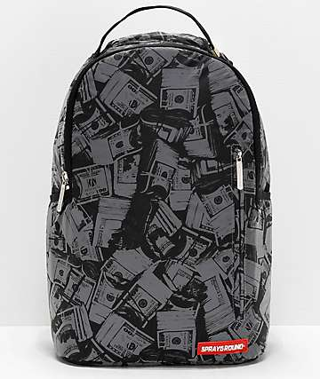Sprayground 3M Money Sneaker Cargo Backpack
