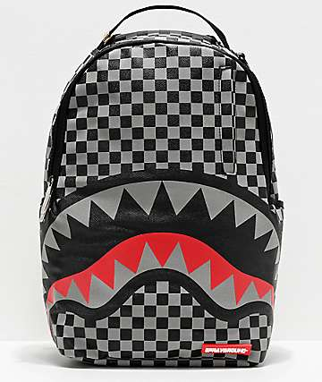 Sprayground 3M Skarks In Paris Backpack