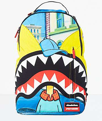 Sprayground Arnold Shark Mouth Backpack
