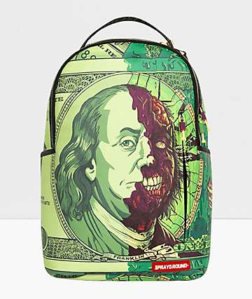 Sprayground Benzobomb Franklin Backpack