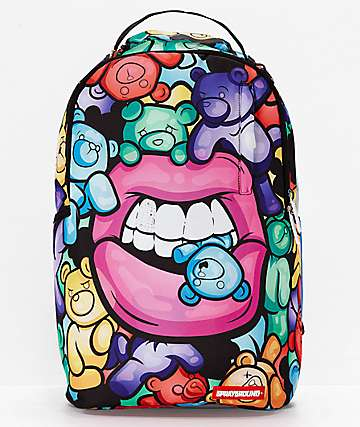 Sprayground Gummy Lips Backpack