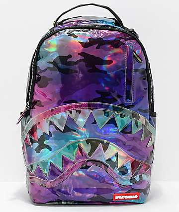 Sprayground Hologram Shark Backpack