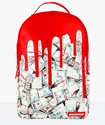 Sprayground Money Drips$ mochila