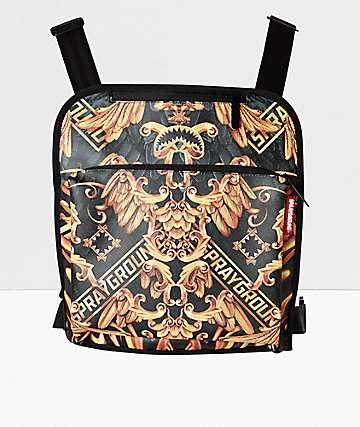 Sprayground Palace Of Sharks Chest Pack