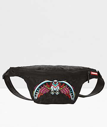 Sprayground Take Off Birdshark Fanny Pack