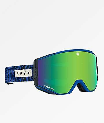 Spy Ace Phil Casabon Spectra gafas de snowboard verdes