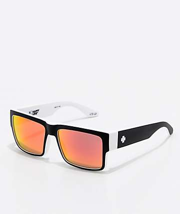 Spy Cyrus Whitewall Red Spectra gafas de sol
