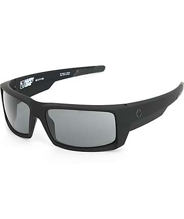 c9a0c1c7f6 Spy Helm Matte Black   Gray Polarized Sunglasses.  99.95. Spy General Happy  Lens Sunglasses