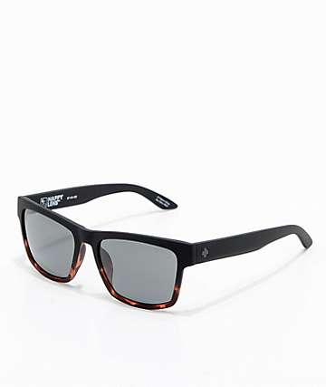 Spy Haight 2 gafas de sol en negro mate y carey