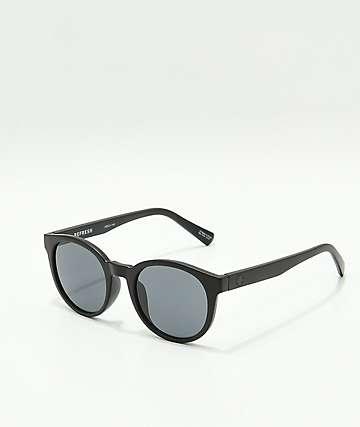Spy Hi-Fi gafas de sol en negro mate y gris