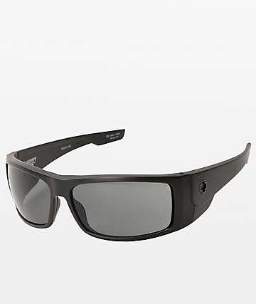 Spy Konvoy gafas de sol en negro mate
