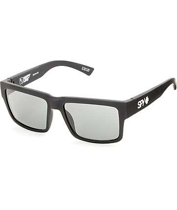 Spy Montana gafas de sol en negro mate