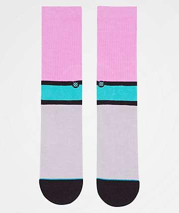 Stance Abbot Grey Crew Socks