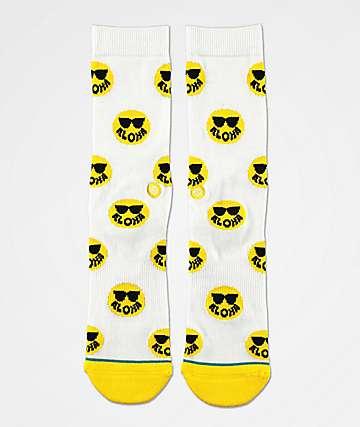 Stance Aloha Smiles Crew Socks