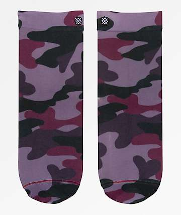 Stance Aphrodite Low Rider Purple Crew Socks