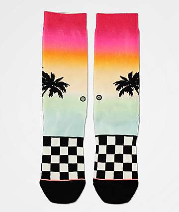 Stance Baecation Crew Socks