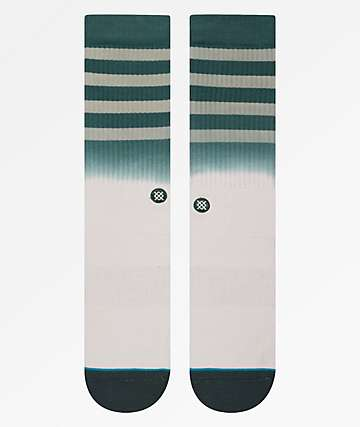Stance Bobby 2 Green Crew Socks