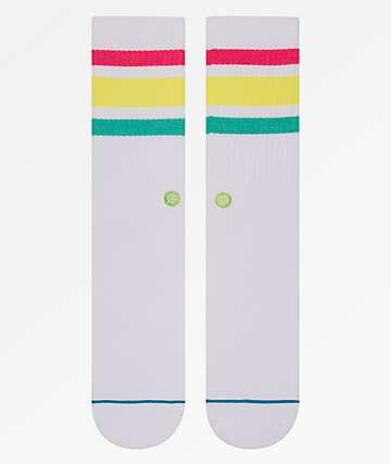 Stance Boyd 4 White Crew Socks