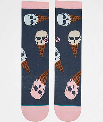 Stance Boys Cone Head Crew Socks