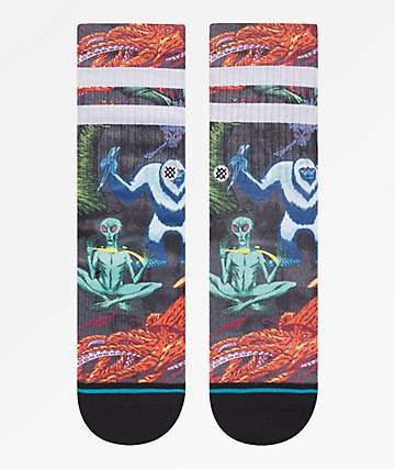 Stance Boys Predator Legends Crew Socks