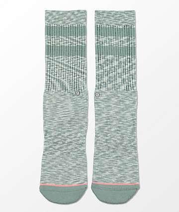 Stance Briar Green Classic Crew Socks