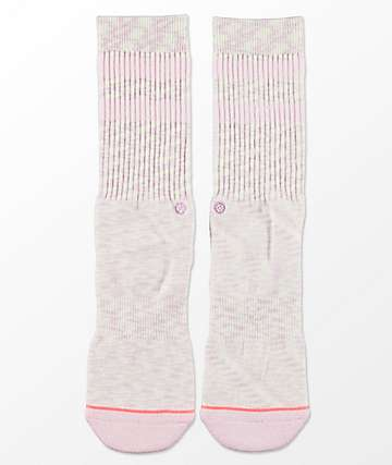 Stance Briar Purple Classic Crew Socks