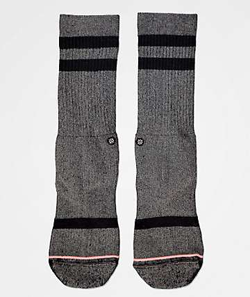 Stance Classic Uncommon Black Crew Socks