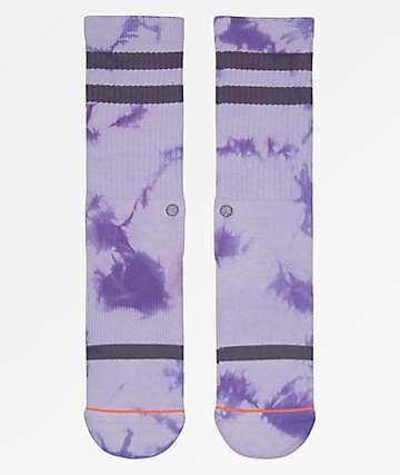 Stance Classic Uncommon Purple Crew Socks