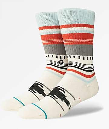 Stance Cruz Natural Crew Socks