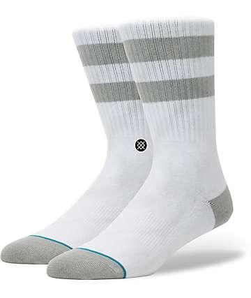 Stance Daybreaker White Crew Socks