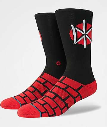 Stance Dead Kennedys Black Crew Socks