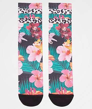 Stance El Hibisco Crew Socks