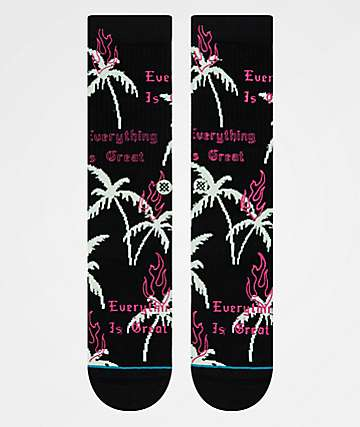 Stance Everything Is Great Crew Socks