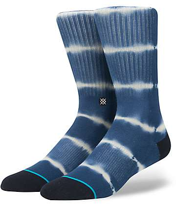 Stance Frank Navy Crew Socks