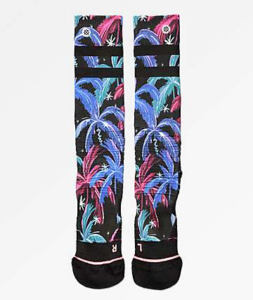 Stance Galactic Palms Snowboard Socks